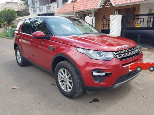 Land Rover Discovery Sport 2015-2020 SD4 HSE Luxury 7S