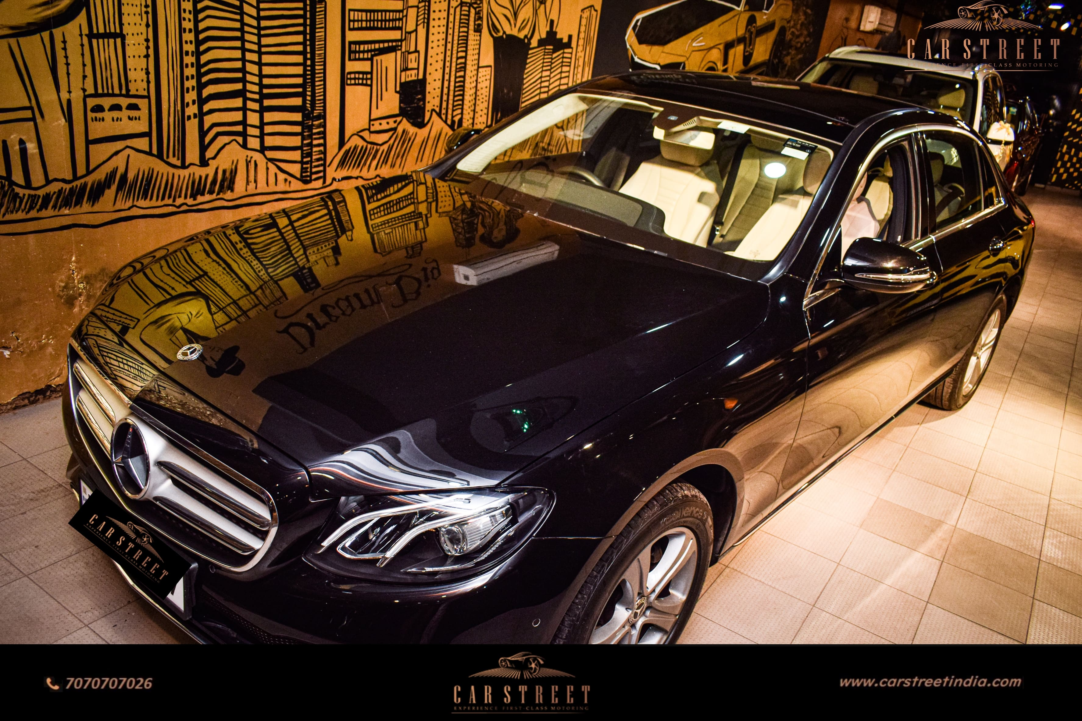 Mercedes-Benz E-Class Exclusive E 220 d BSIV
