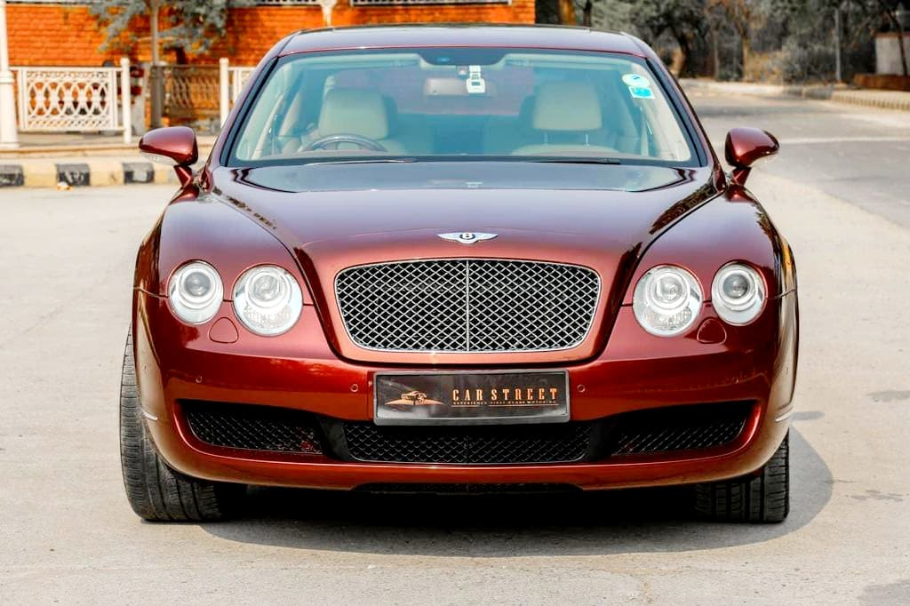 Bentley Continental Flying Spur BSIV