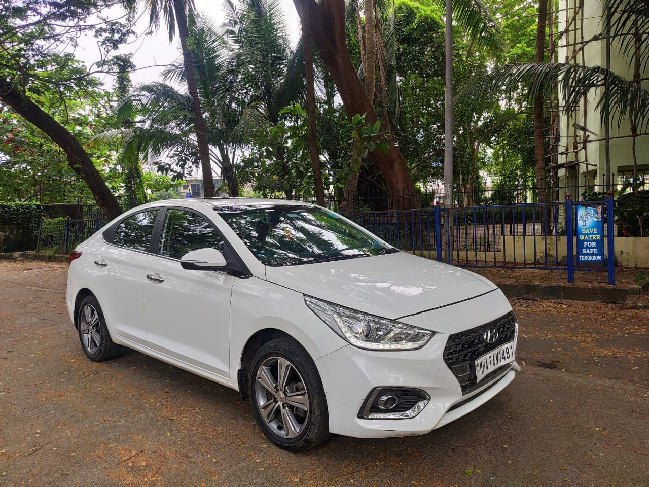 Hyundai Verna 2017-2020 CRDi 1.6 AT SX Option