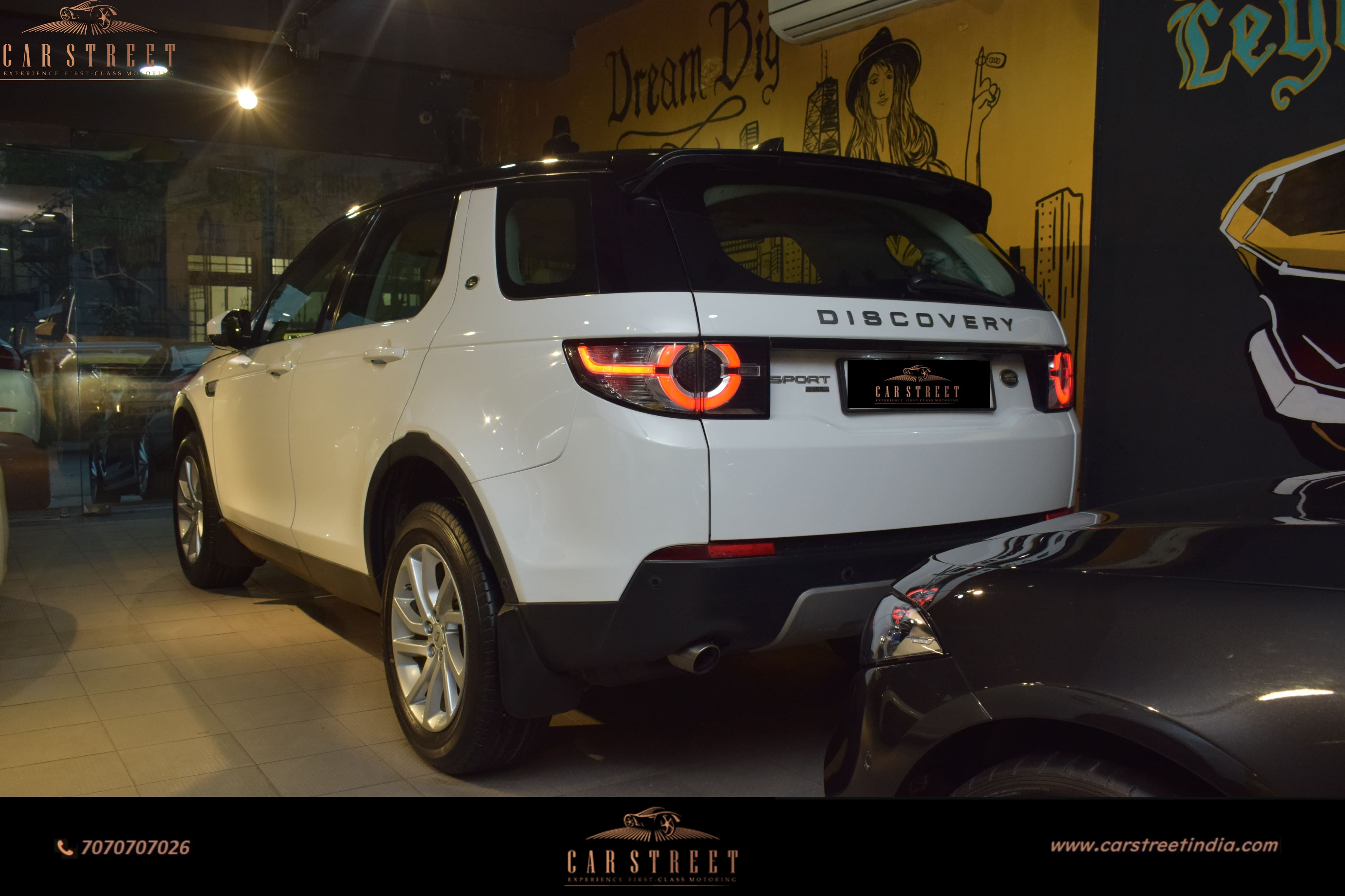 Land Rover Discovery Sport 2015-2020 TD4 SE 7S