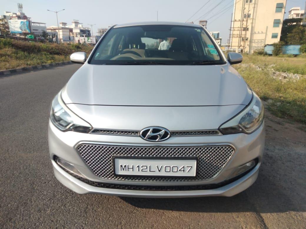 Hyundai Elite i20 2014-2015 Asta Option 1.4 CRDi