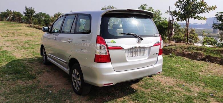 Toyota Innova 2.5 VX (Diesel) 8 Seater BS IV
