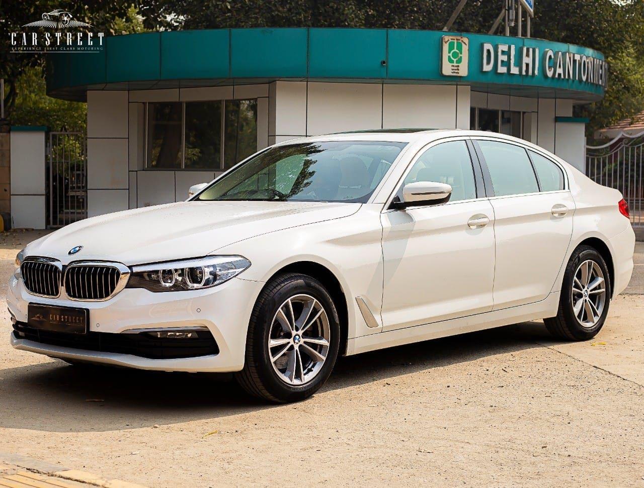 BMW 5 Series 520d Sport Line