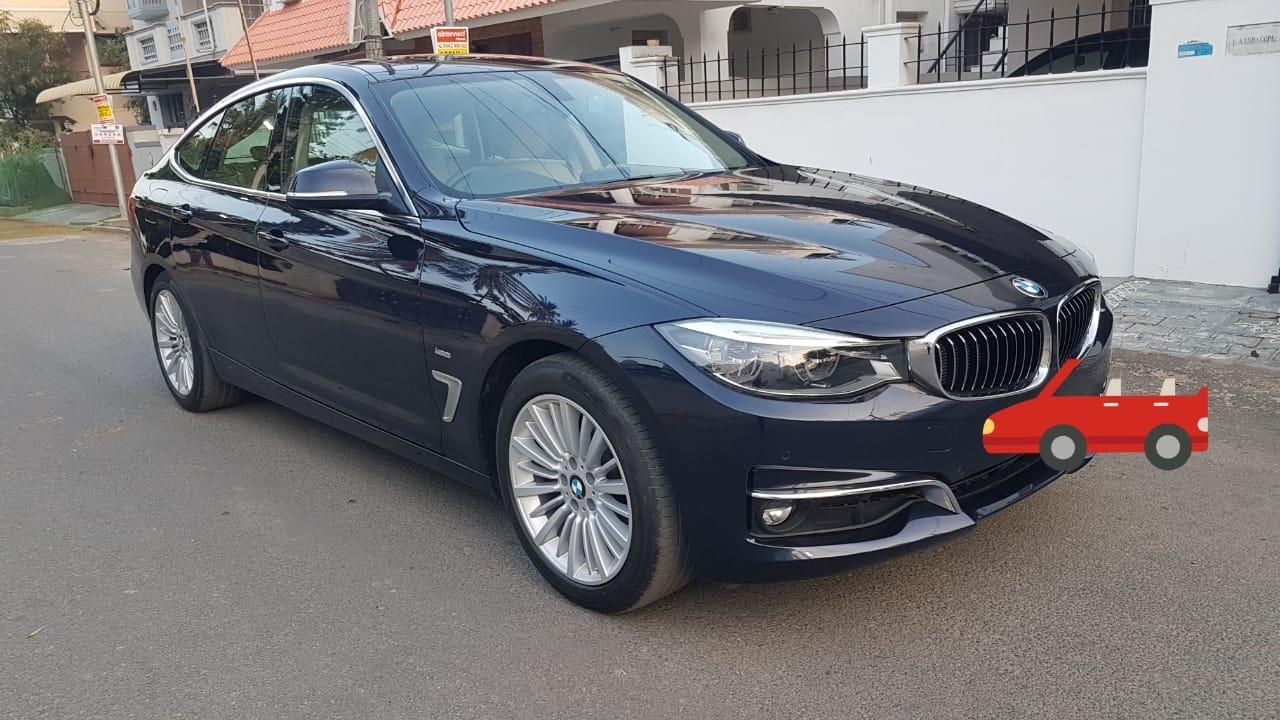 BMW 3 Series GT Luxury Line