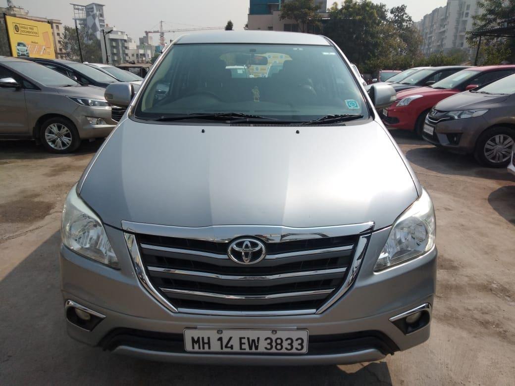 Toyota Innova 2012-2013 2.5 VX (Diesel) 7 Seater BS IV