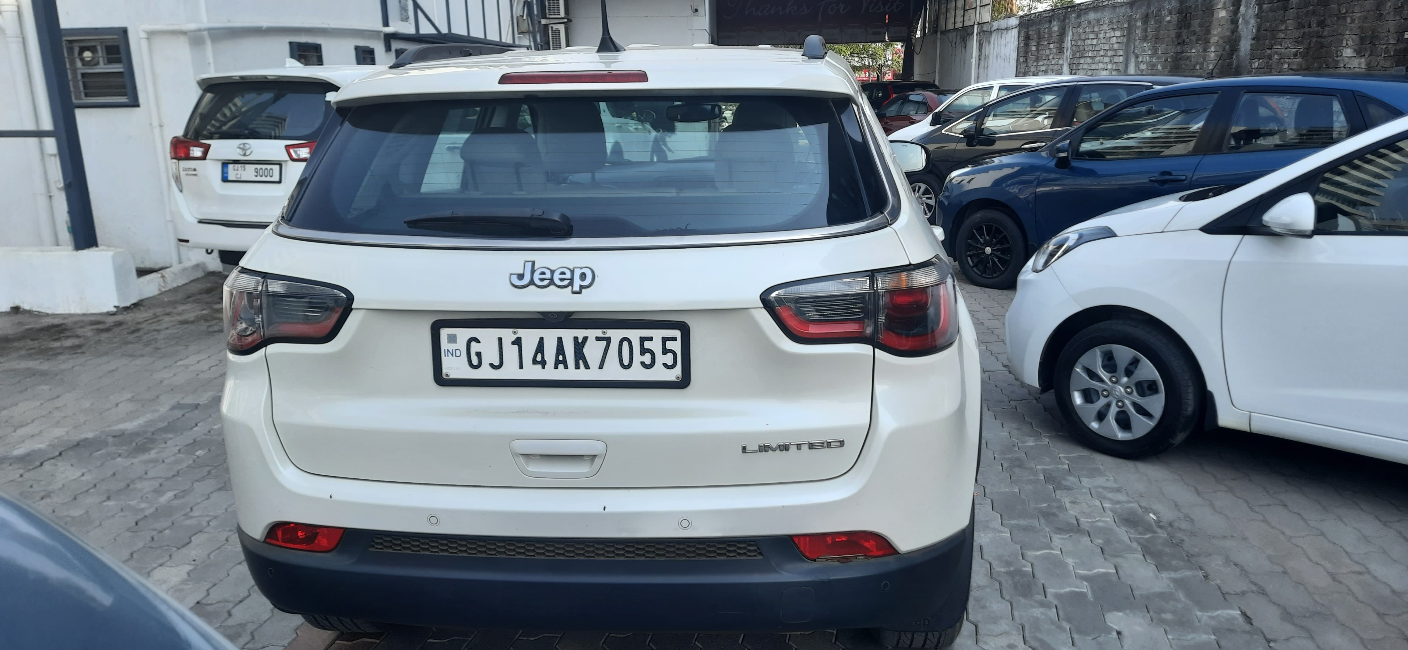 Jeep Compass 2017-2021 2.0 Limited
