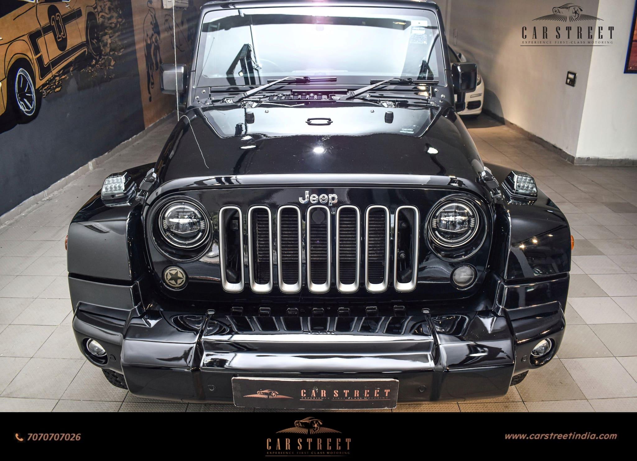 Jeep Wrangler 2016-2019 4X4