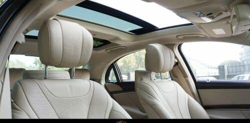 Mercedes-Benz S-Class 2005-2013 S 350 CDI