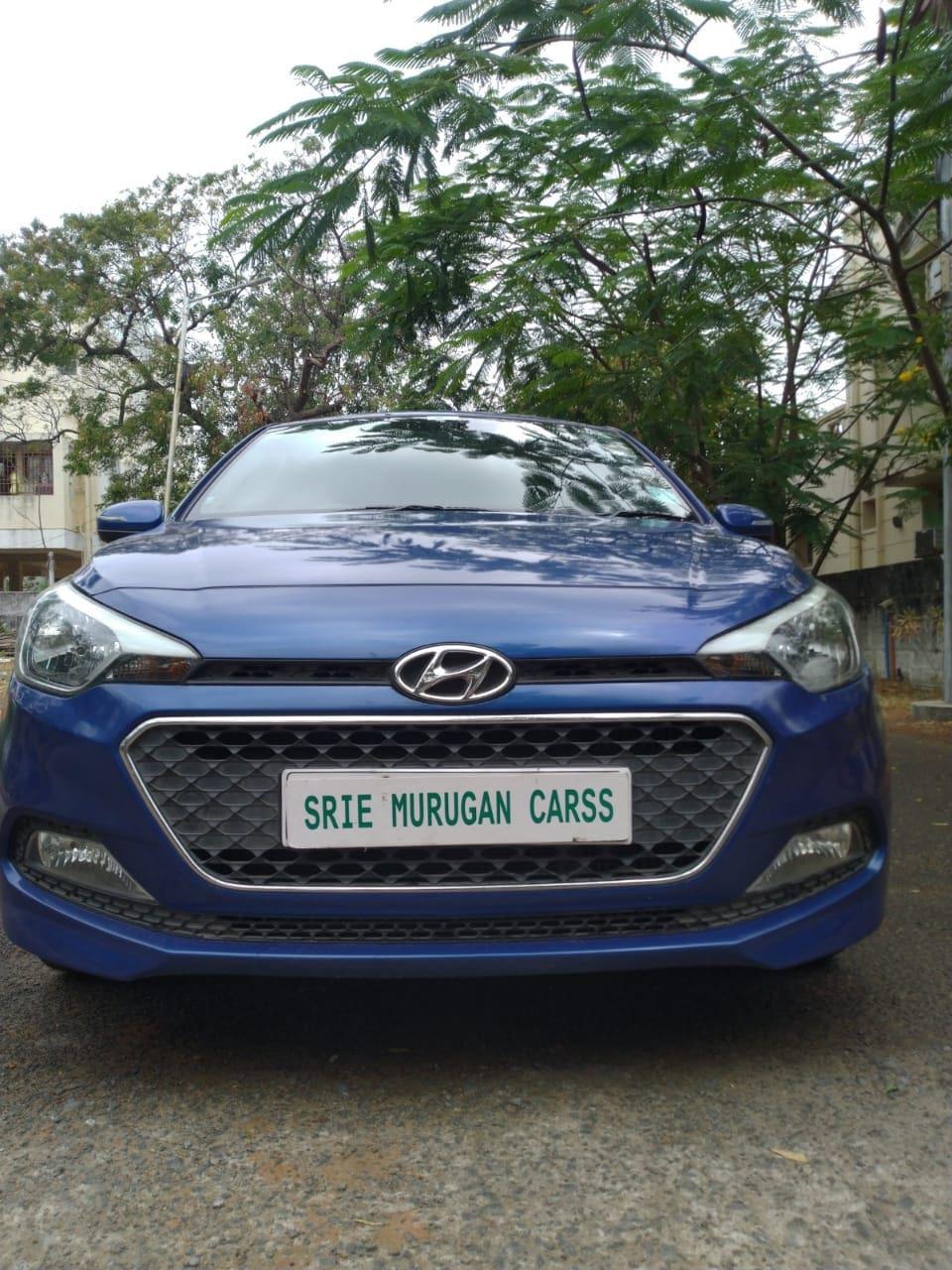 Hyundai i20 2015-2017 Asta 1.4 CRDi
