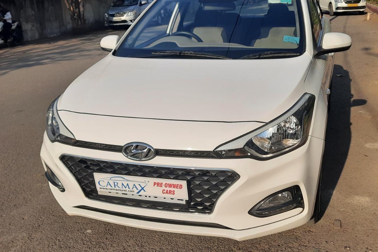 Hyundai Elite i20 2017-2020 Magna Plus