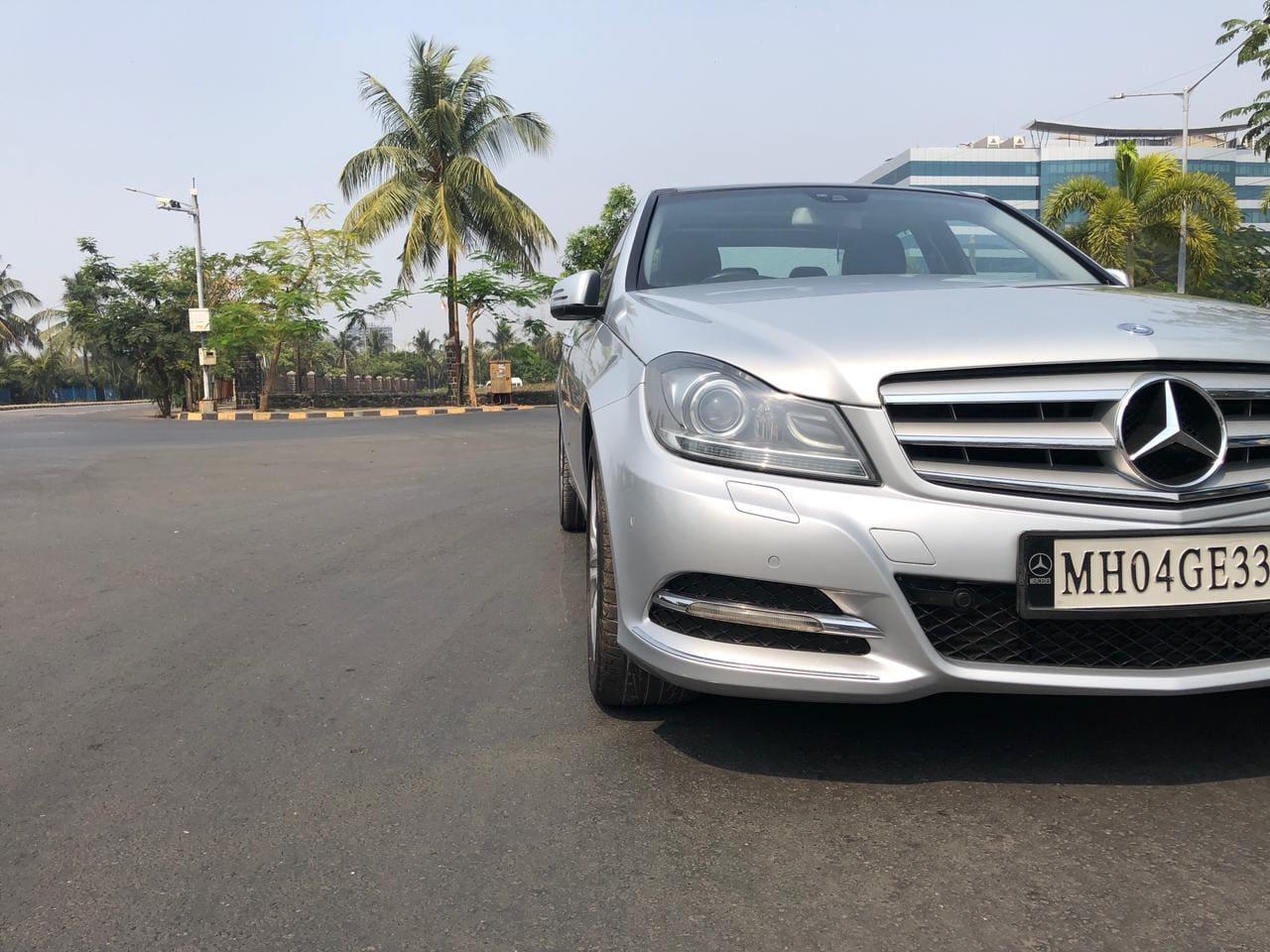 Mercedes-Benz New C-Class C 220 CDI Avantgarde