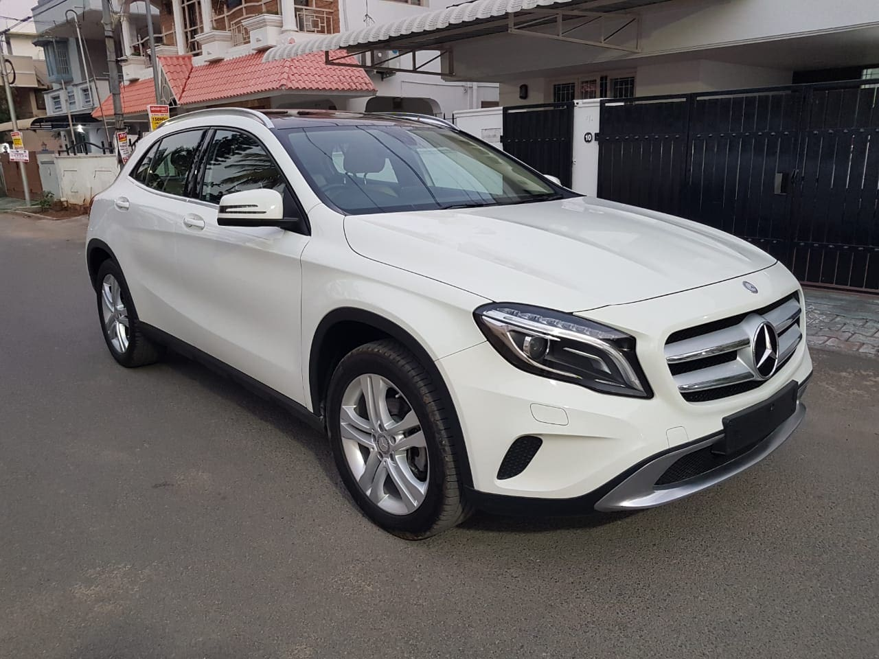 Mercedes-Benz CLA 2015-2016 200 CDI Style