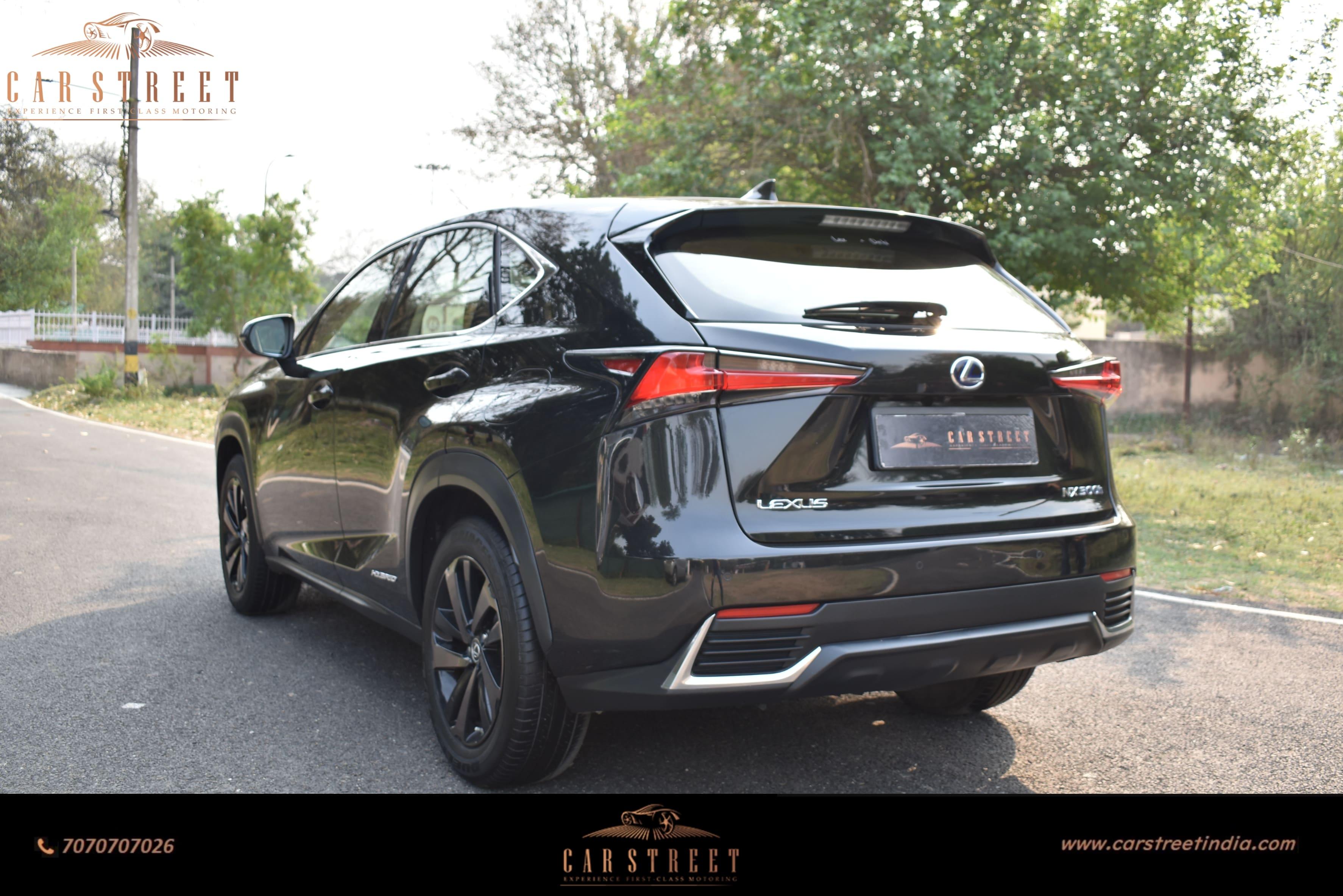 Lexus NX 300h Luxury