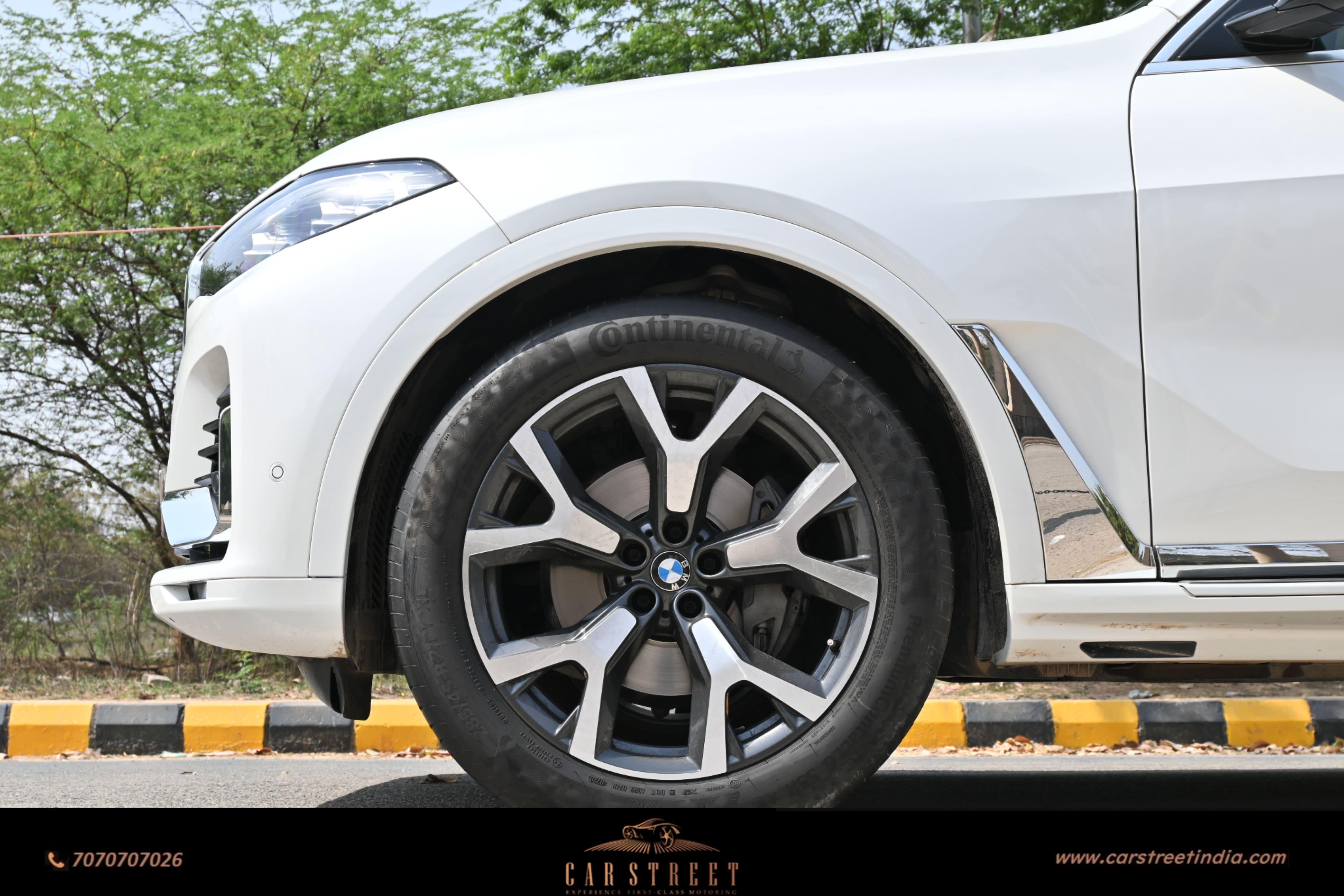BMW X7 xDrive 30d DPE