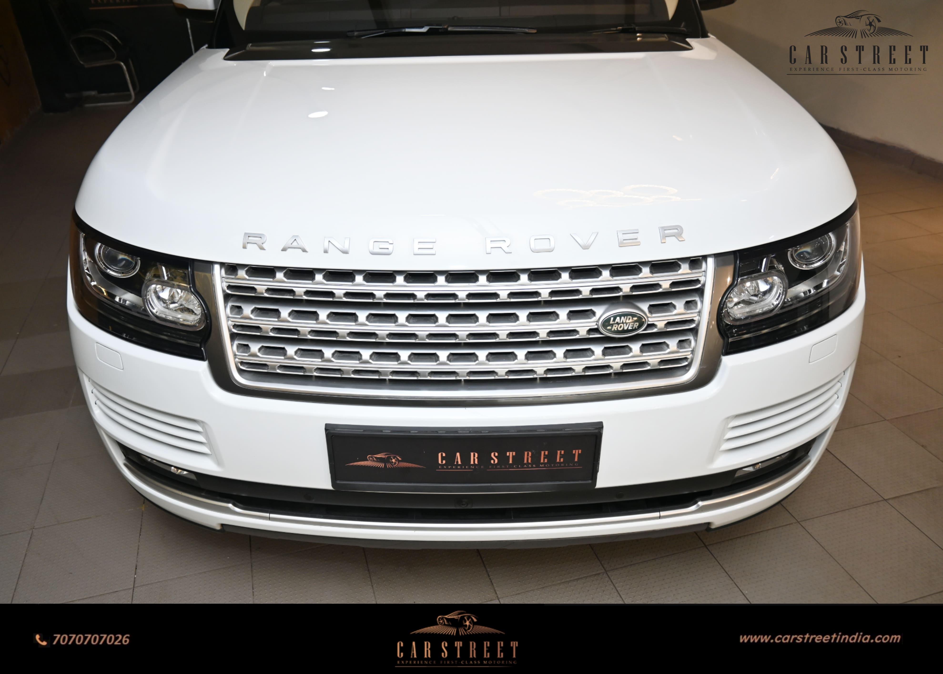 Land Rover Range Rover 3.0 Diesel LWB Vogue