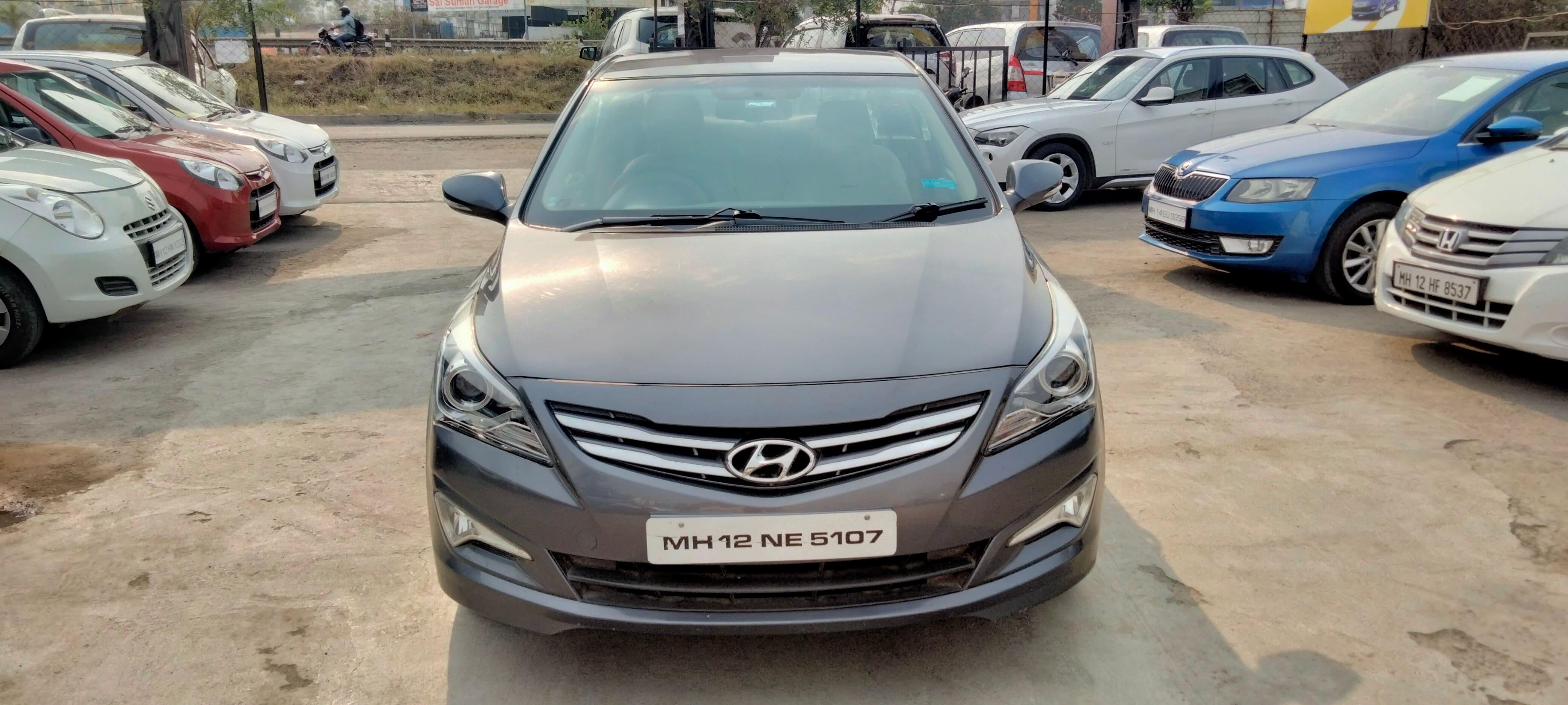 Hyundai Verna 2016-2017 1.6 VTVT S