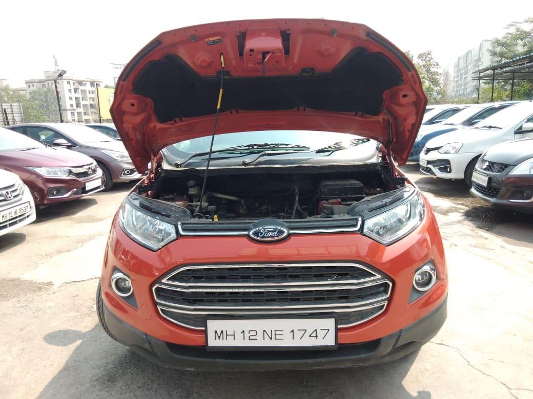Ford Ecosport 2015-2021 1.5 Petrol Titanium Plus AT
