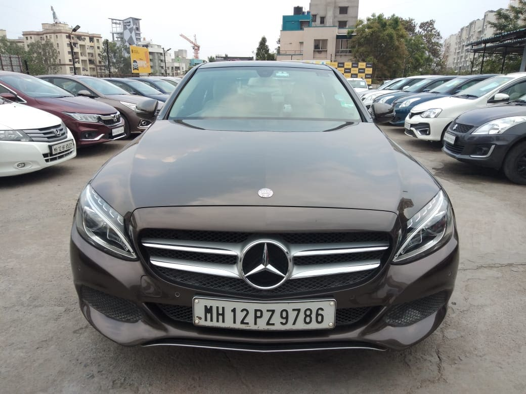 Mercedes-Benz New C-Class 220 CDI AT