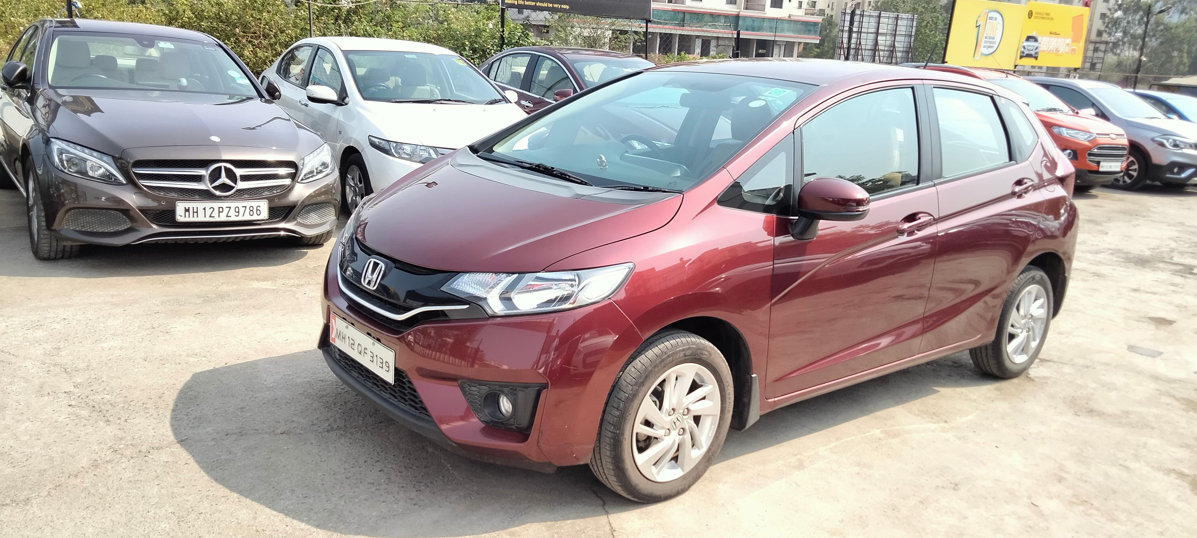 Honda Jazz 2018-2020 1.2 V AT i VTEC