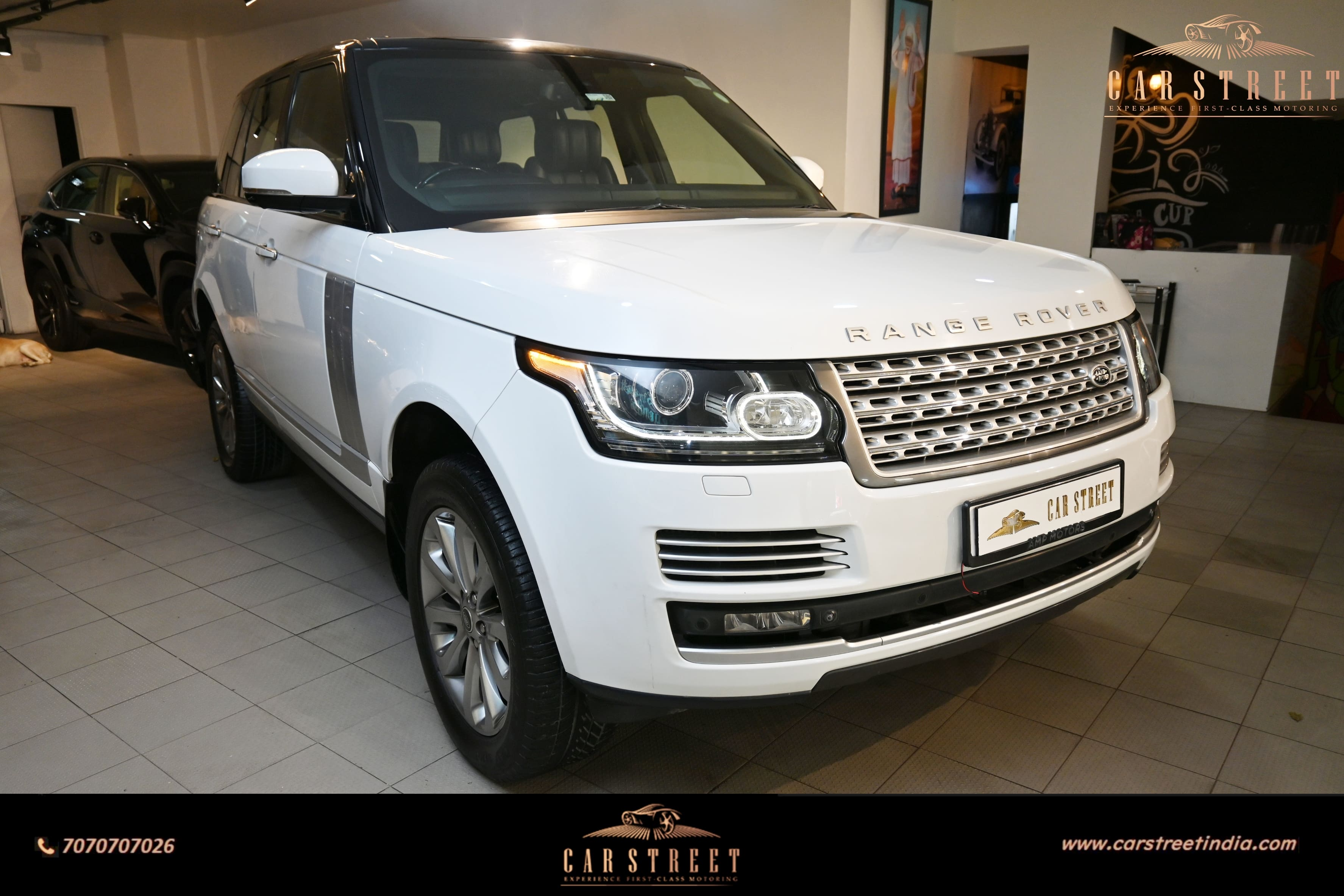 Land Rover Range Rover 2013-2014 Autobiography 4.4 SDV8