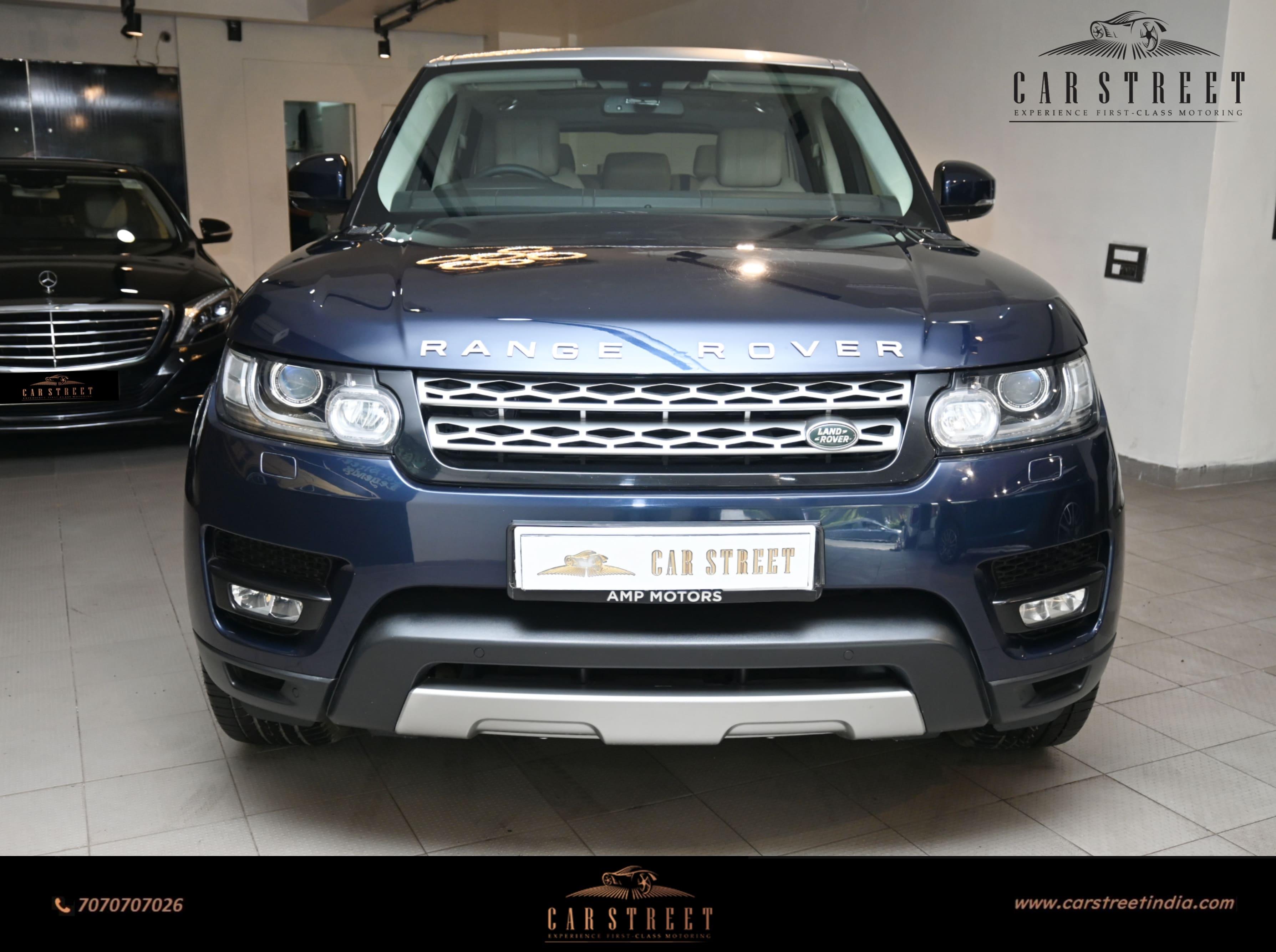 Land Rover Range Rover 2014-2017 3.0 HSE
