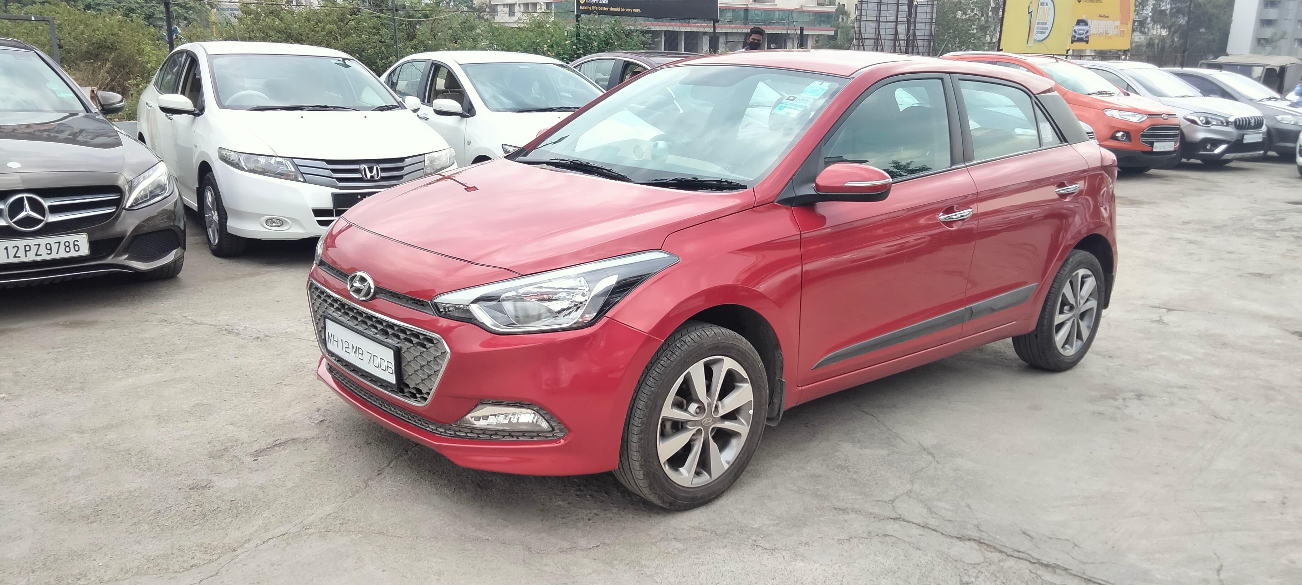 Hyundai i20 2015-2017 Sportz Option 1.2