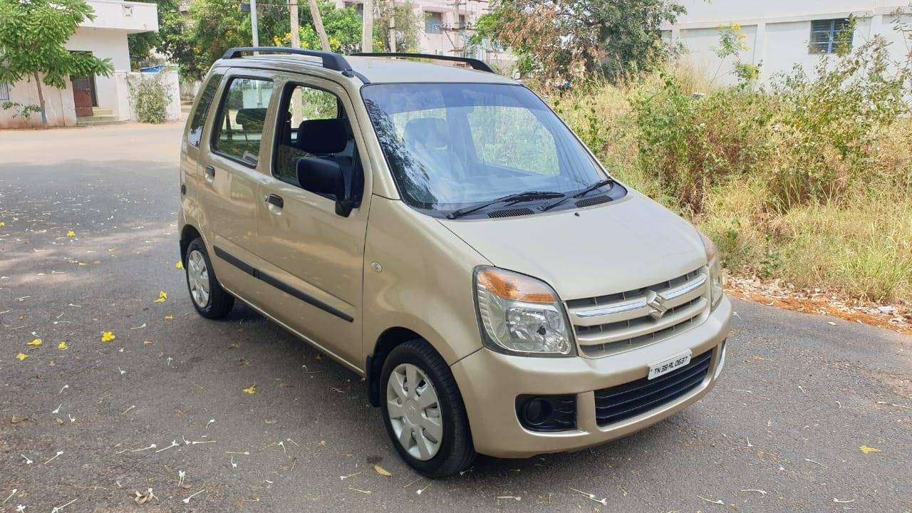Maruti Wagon R 2010-2012 Duo Lxi