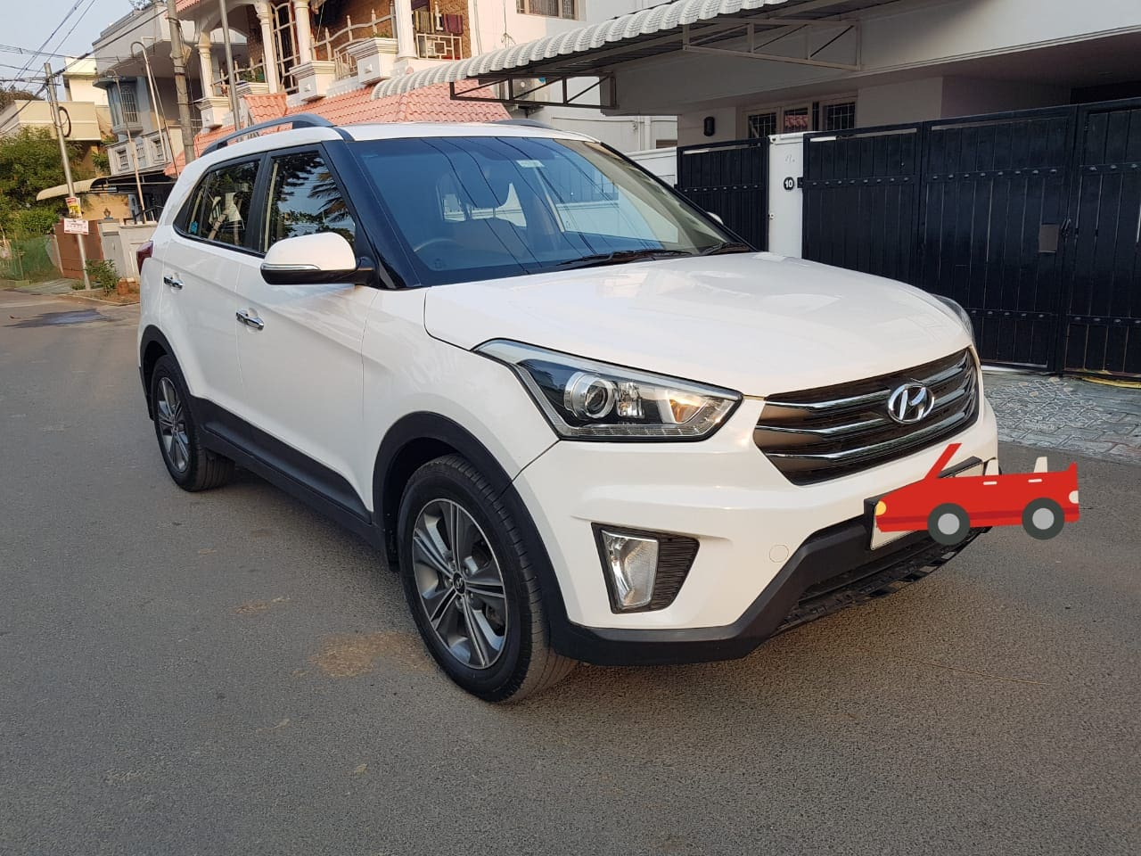 Hyundai Creta 2015-2020 1.6 CRDi AT S Plus