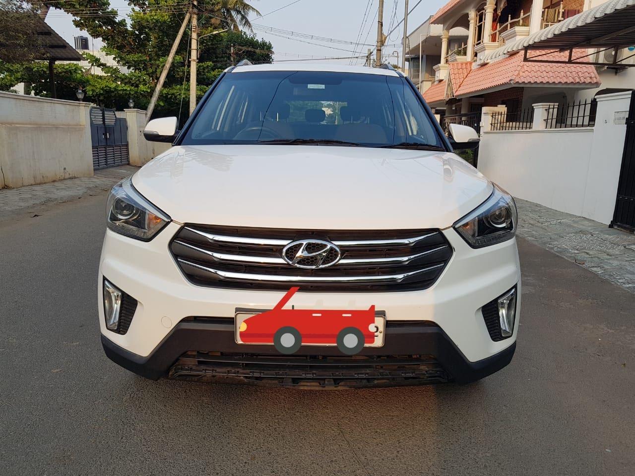 Hyundai Creta 2015-2020 1.6 CRDi AT S Plus