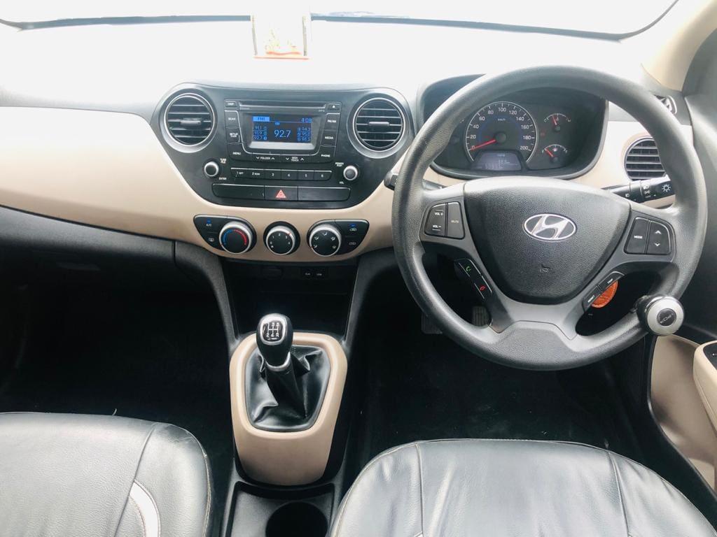 Hyundai Grand i10 2016-2017 Sportz