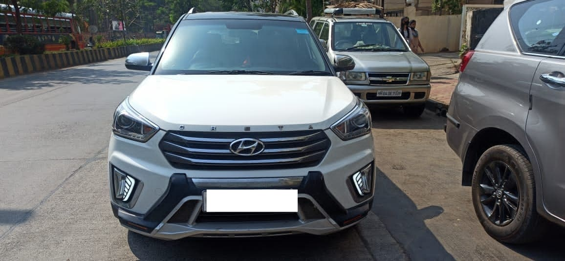 Hyundai Creta 2015-2020 1.6 VTVT AT SX Plus