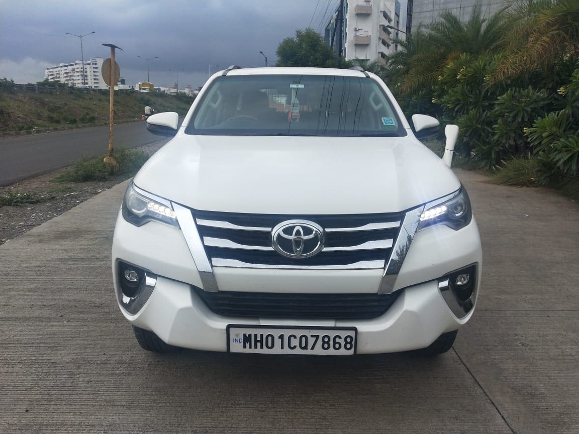 Toyota Fortuner 2016-2021 2.8 4WD AT BSIV
