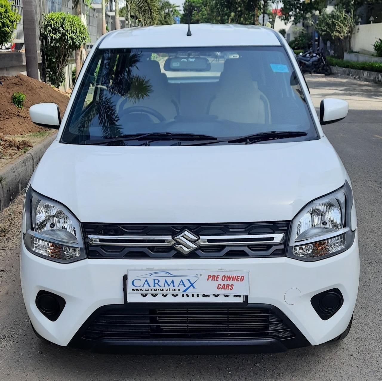 Maruti Wagon R AMT VXI Option