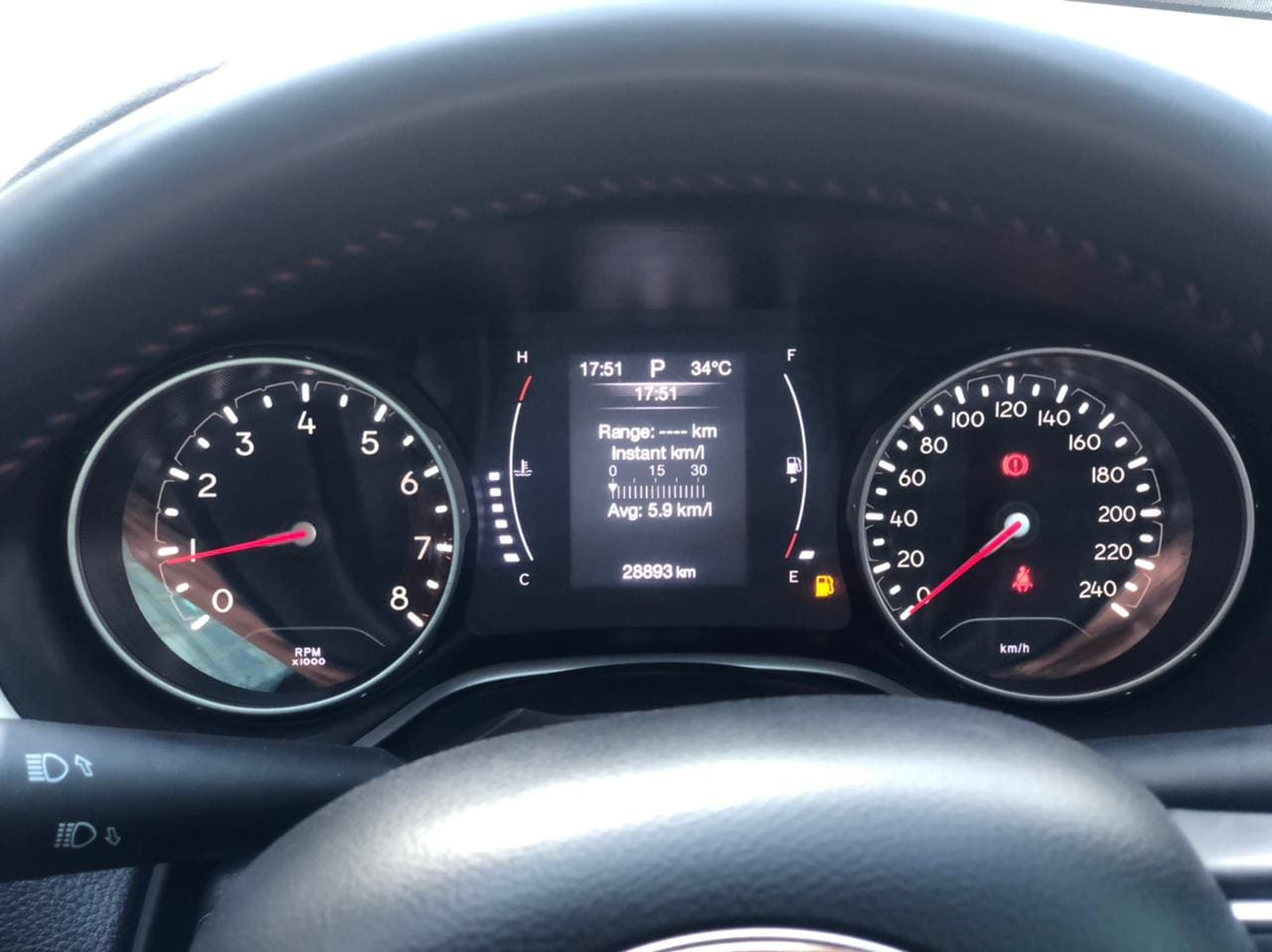 Jeep Compass 1.4 Limited Opt DCT