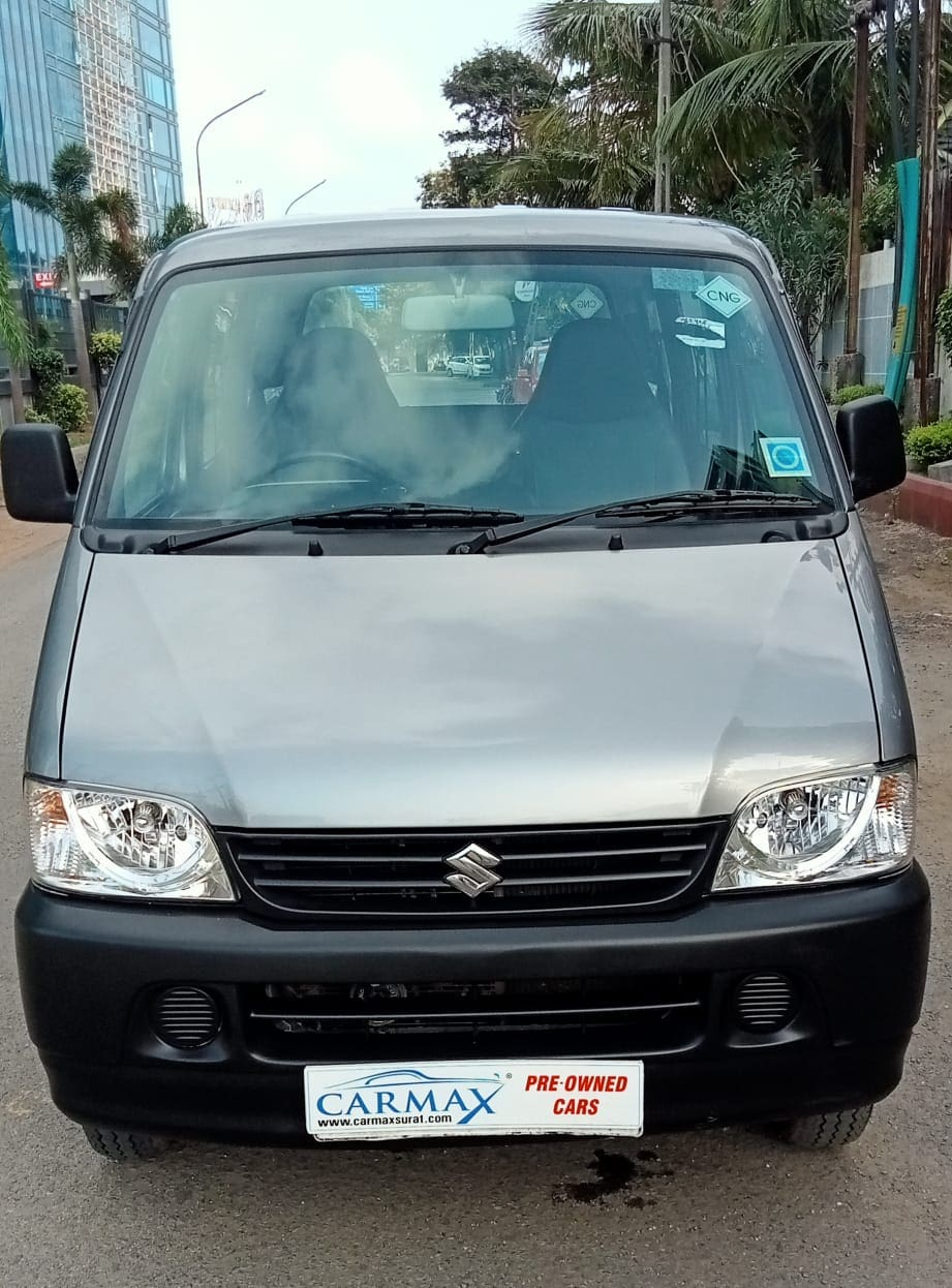 Maruti Eeco 5 STR With AC Plus HTR CNG