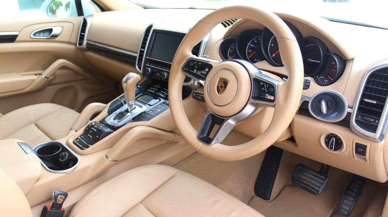 Porsche Cayenne 2009-2014 Diesel