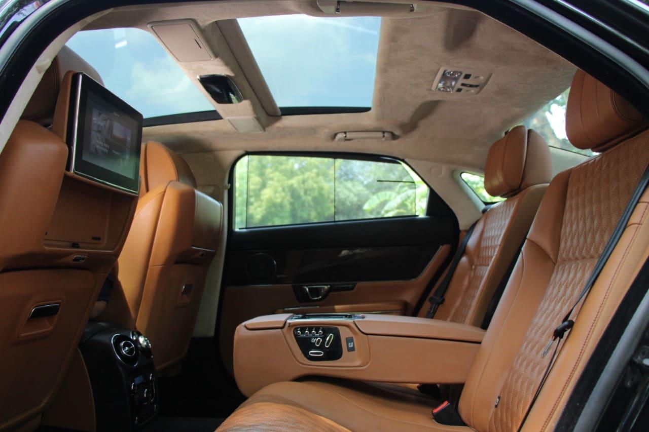 Jaguar XJ 2013-2015 3.0L Portfolio