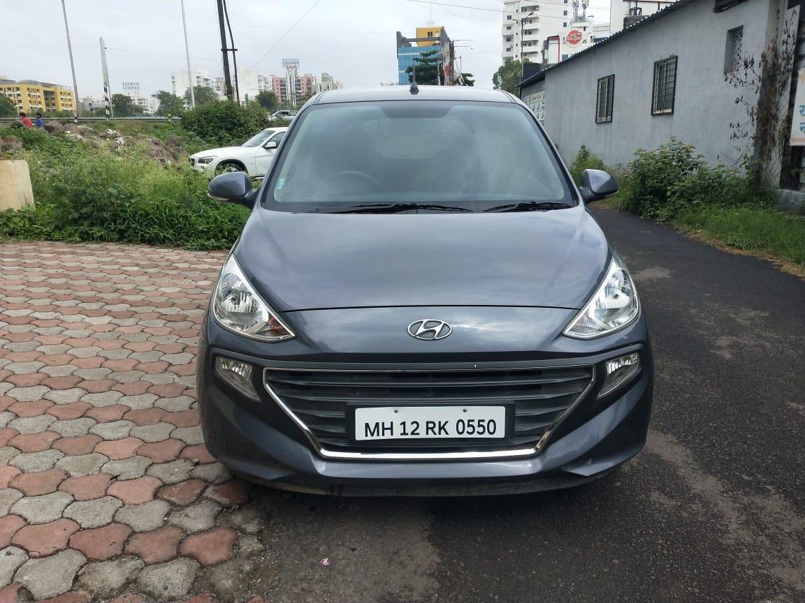 Hyundai Santro Sportz AMT BSIV