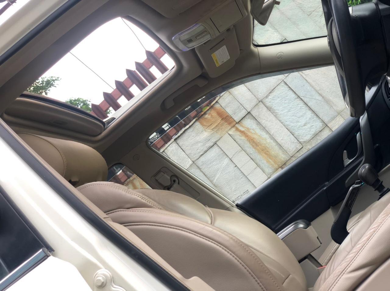 Mahindra XUV500 W10 2WD