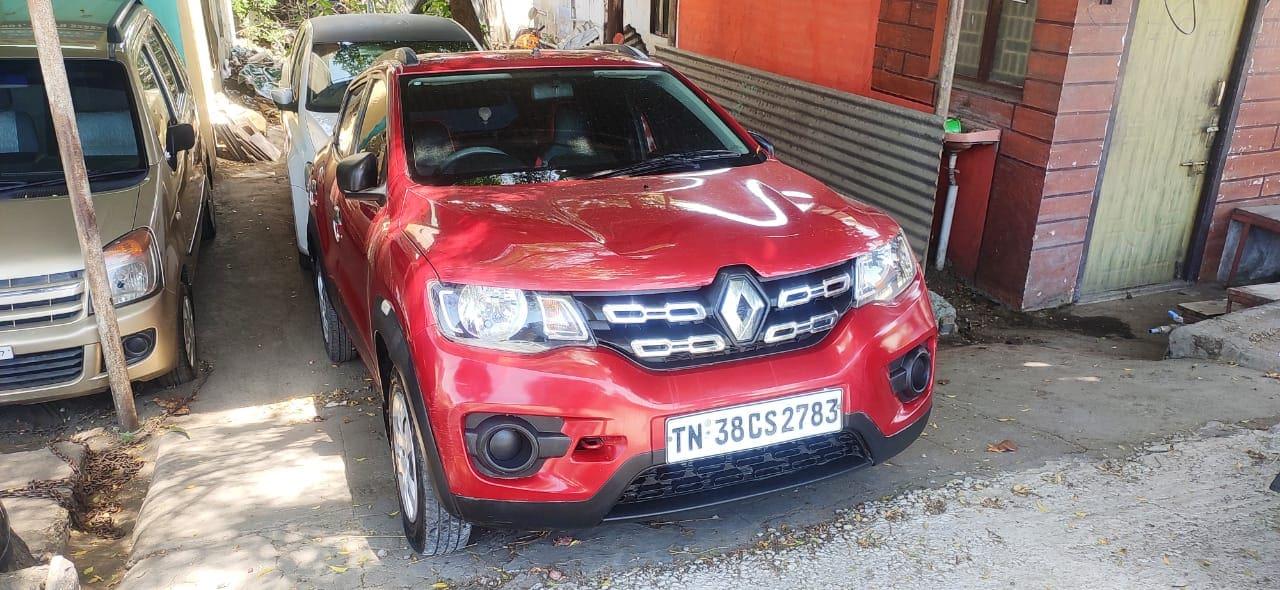 Renault KWID 1.0 RXL