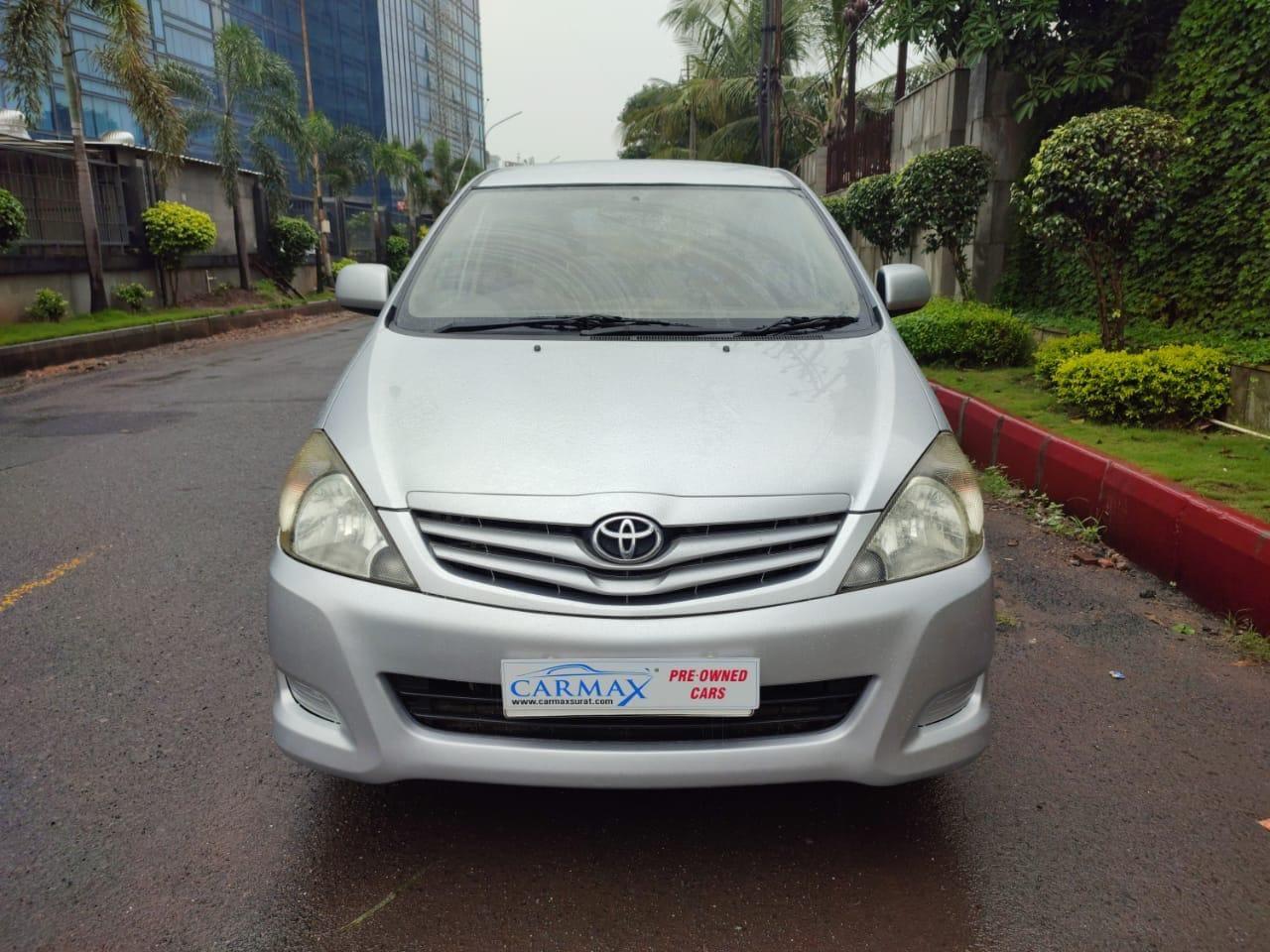 Toyota Innova 2012-2013 2.5 G (Diesel) 8 Seater
