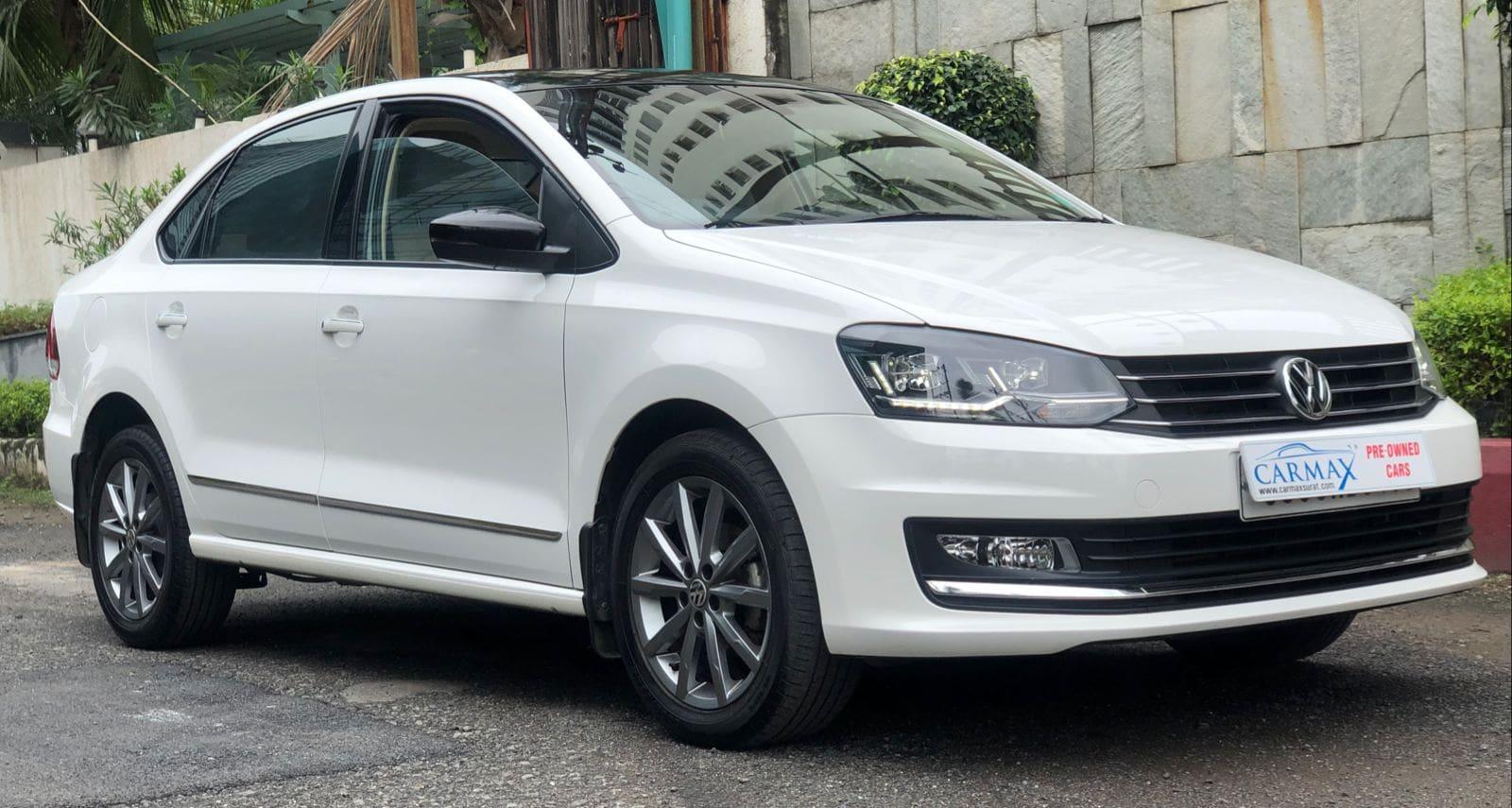Volkswagen Vento 2015-2019 1.2 Highline Plus AT 16 Alloy