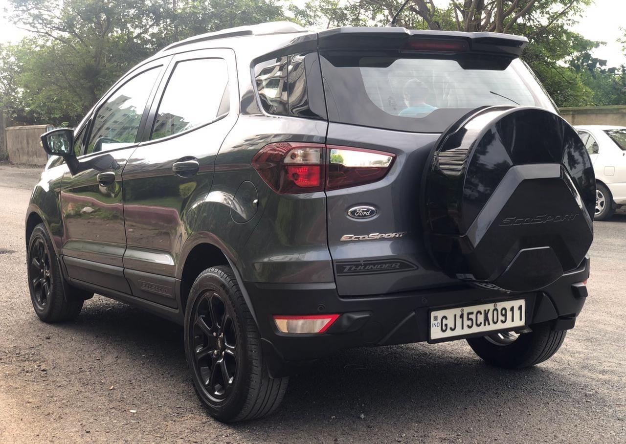 Ford Ecosport 2015-2021 Thunder Edition Diesel BSIV