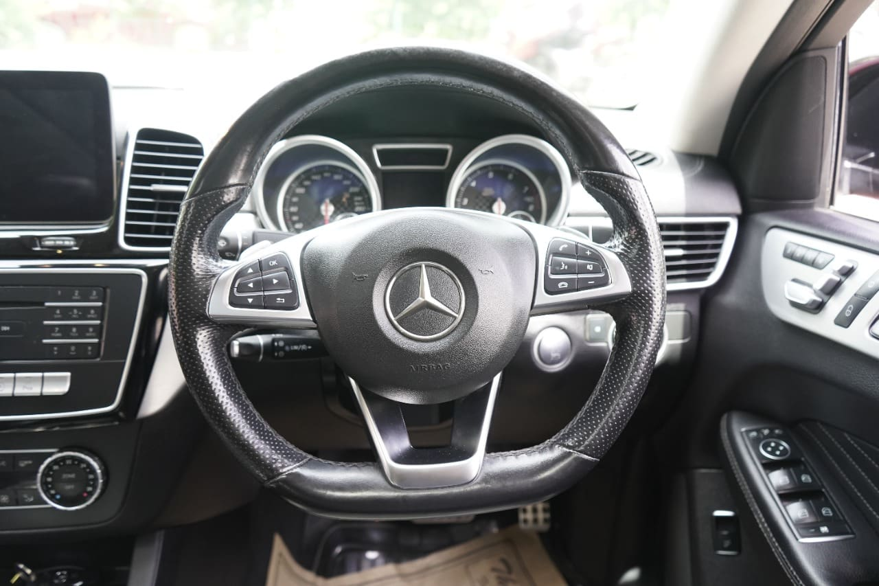Mercedes-Benz GLE 2015-2020 43 AMG Coupe