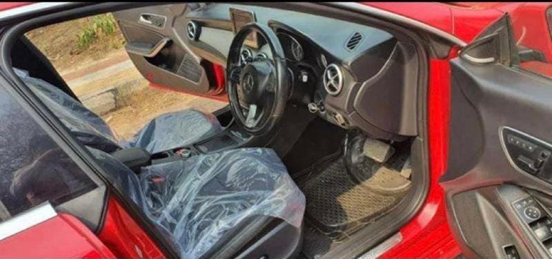 Mercedes-Benz CLA Urban Sport 200d