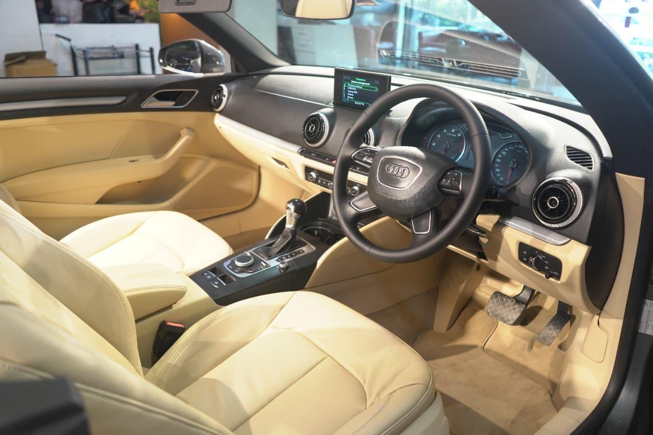 Audi A3 cabriolet 40 TFSI Premium Plus