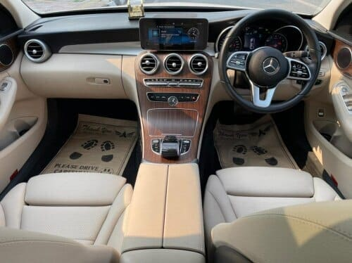 Mercedes-Benz New C-Class Progressive C 200