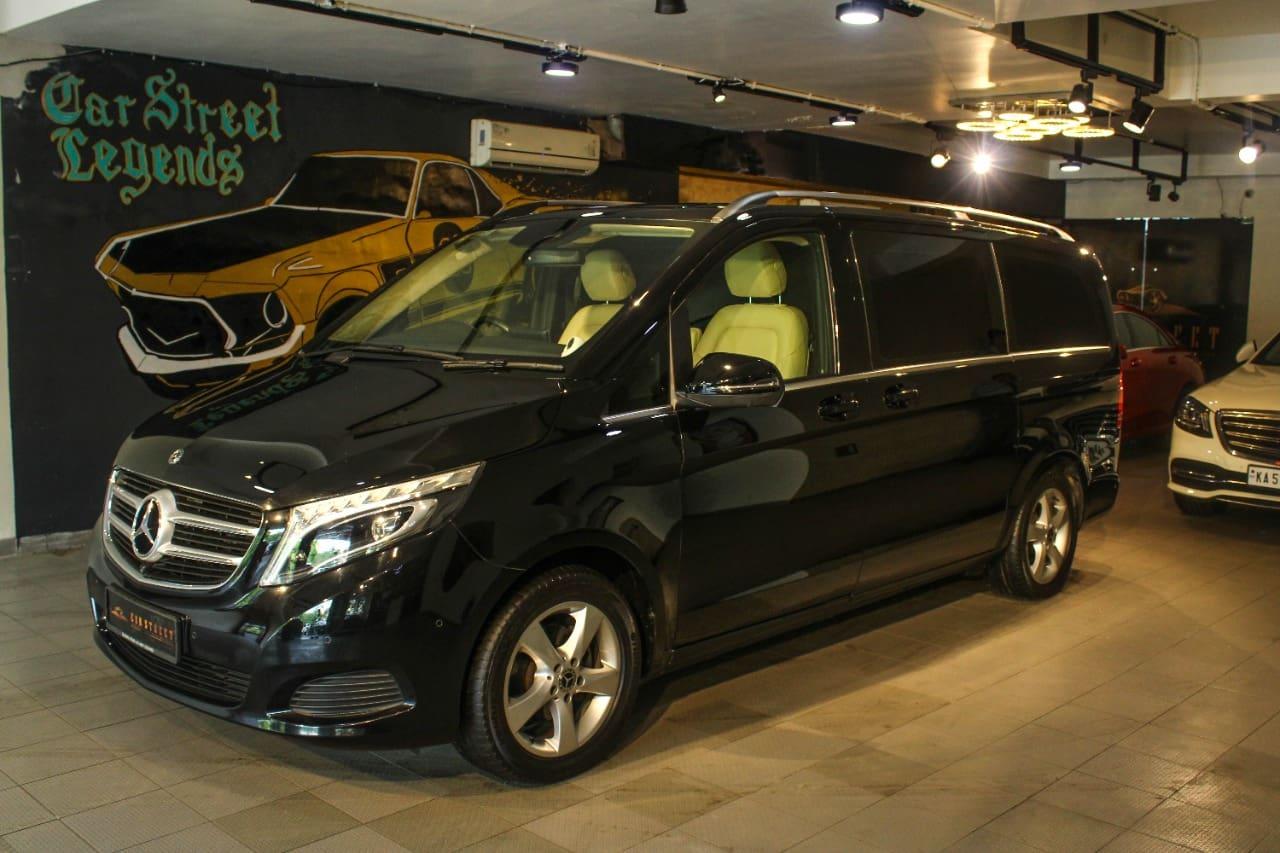 Mercedes-Benz V-Class Exclusive