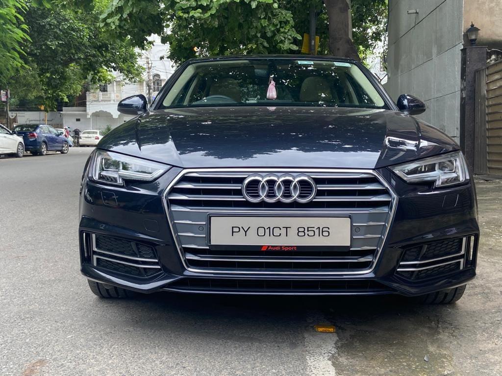 Audi A4 2014-2016 35 TDI Technology Edition